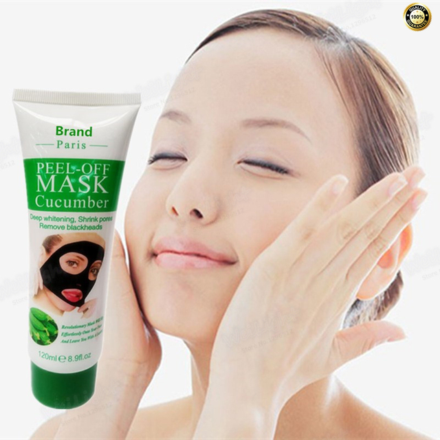 Suit all skin type Facial Mask green cucumber Crystal