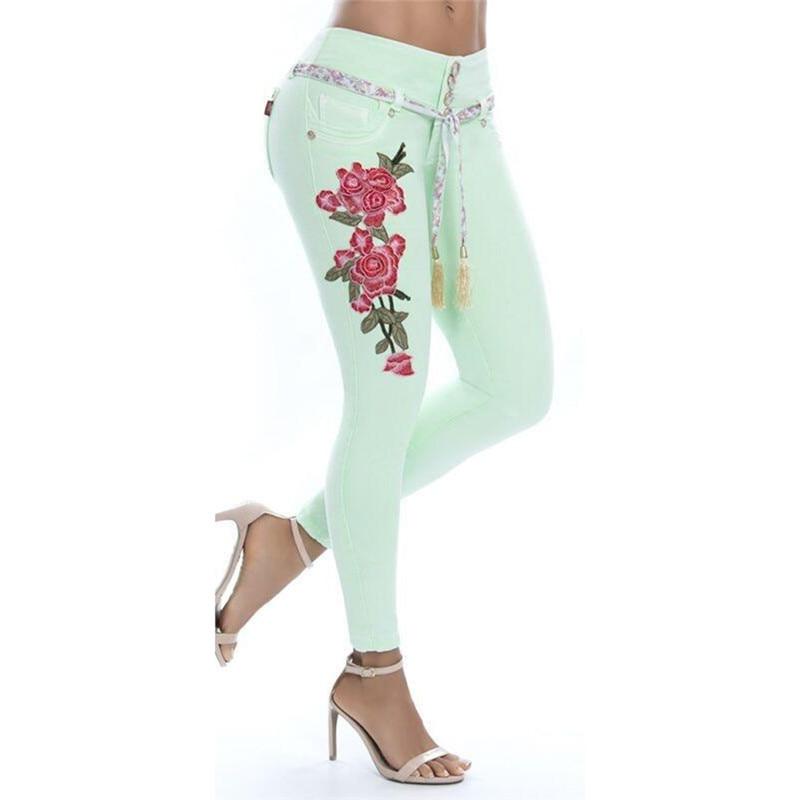 Women-Fashion-Plus-Size-Jeans-Pants-Ladies-Sexy-Floral-Print-Skinny-Jeans-Denim-Long-Pants-No (4)
