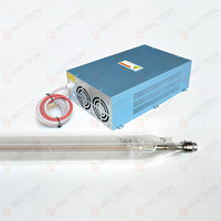 Hot Sale 100w Laser Tube And 100W Co2 Laser Power Supply