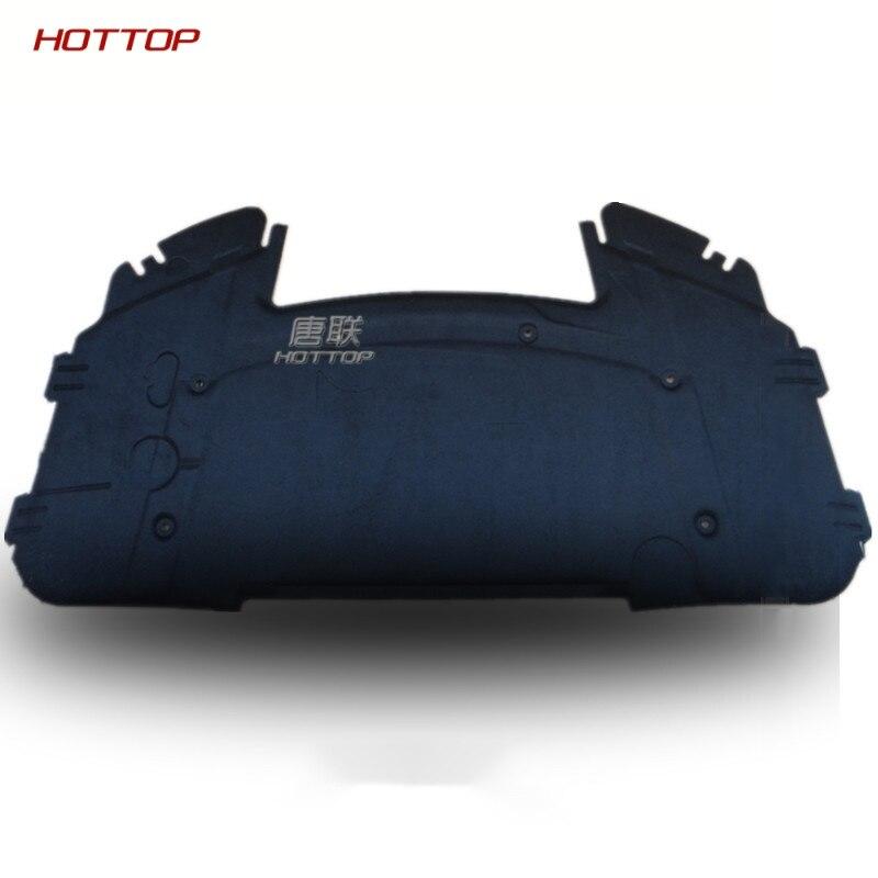 Moteur de capot de tapis d'insonorisation de voiture insonorisant d'isolation de bruit de chaleur pour BMWE90 E91 E92 E93 323i 325i 51487059260 - 2