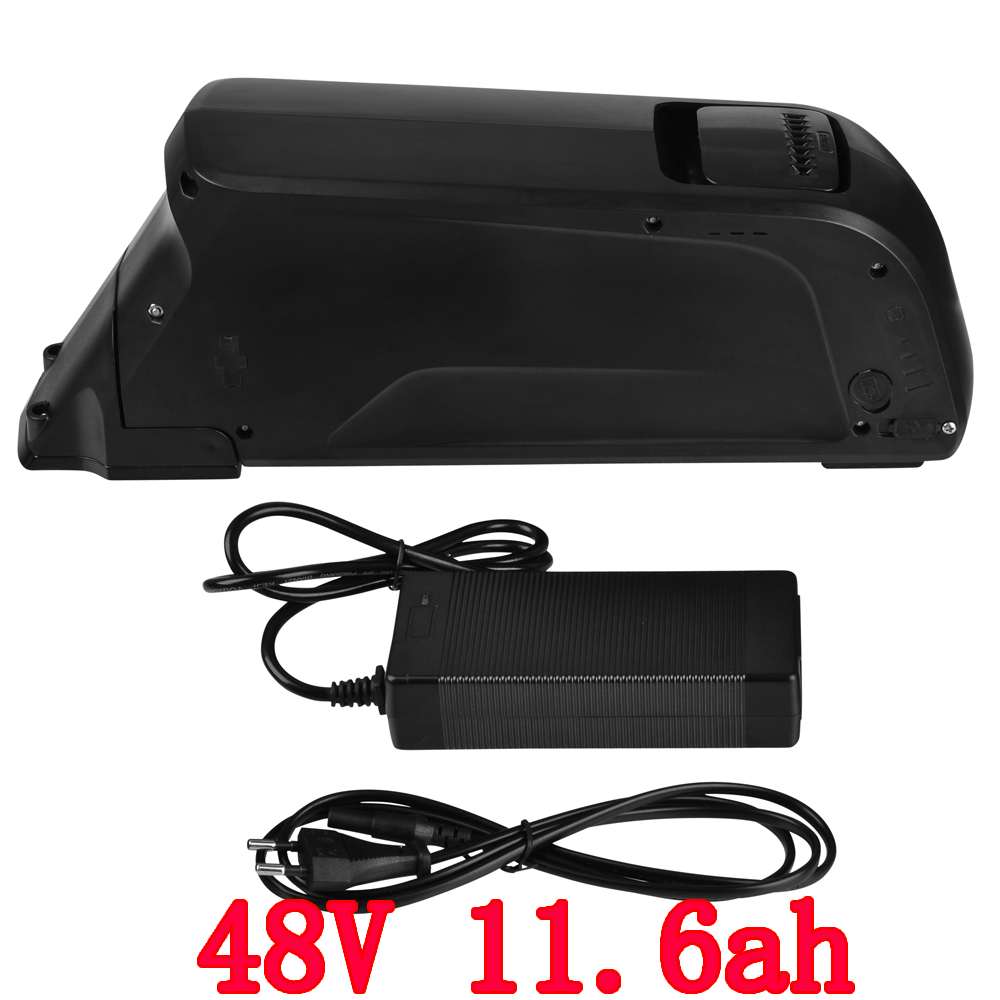 US EU no tax Battery <font><b>48v</b></font> 11.6Ah 750w use for Panasonic Cell Lithium Battery <font><b>2A</b></font> <font><b>Charger</b></font> Built in 20A BMS e-Bike Battery <font><b>48v</b></font>
