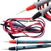 Щупы мультиметр зонд метр ультра универсальный тонкий кабель в