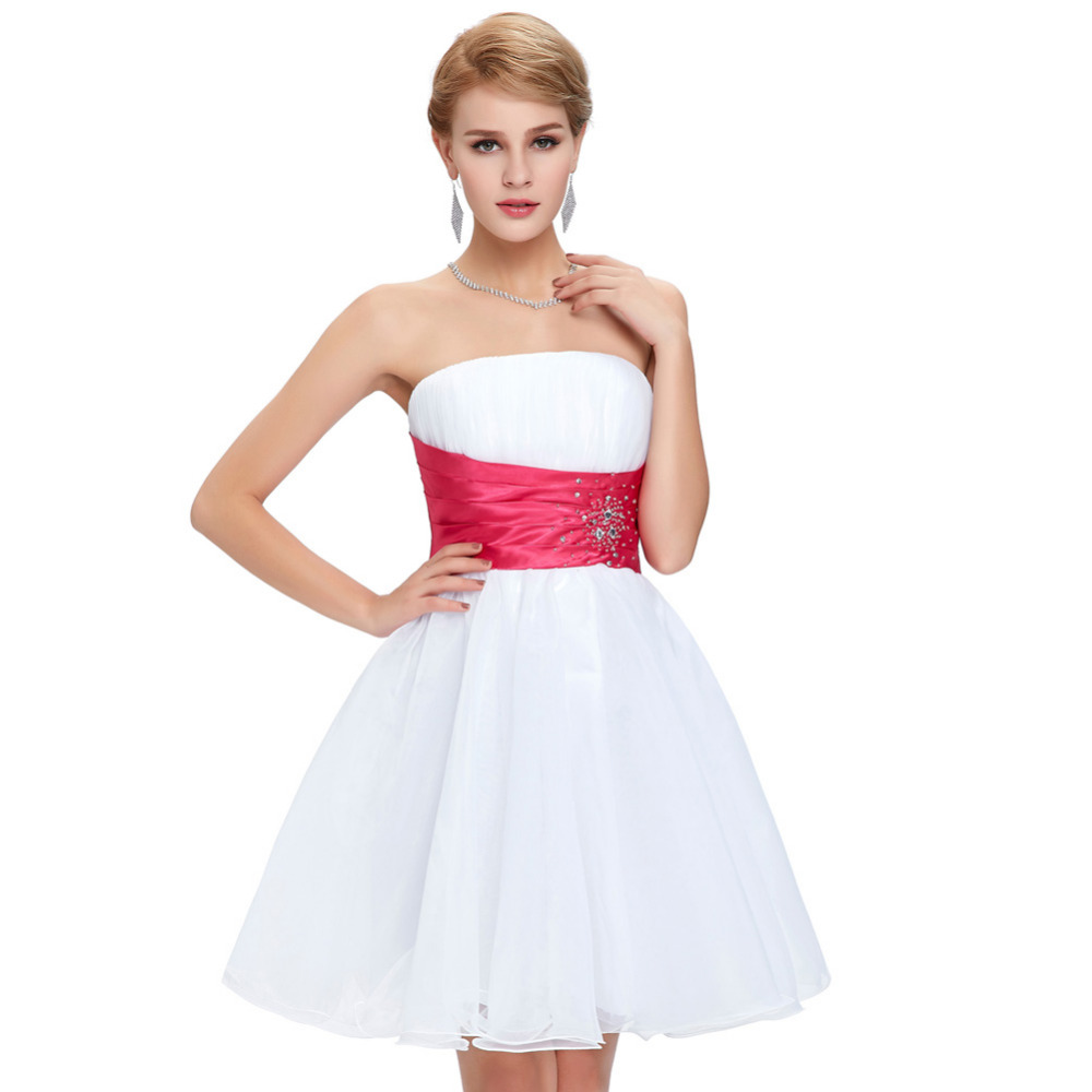 Коктейльное платье Homecoming Vestido
