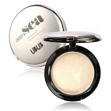 font b Health b font Skin Care Natural Pressed Powder Cake Baked Brand Makeup UBUB