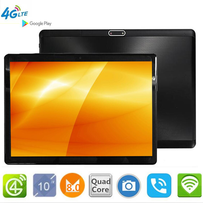 S119 10.1' Original Google Standard 3G 4G LTE Call Phone Android 8.0 Ram 4GB Rom 32GB The Tablet WiFi Bluetooth GPS IPS Tablets