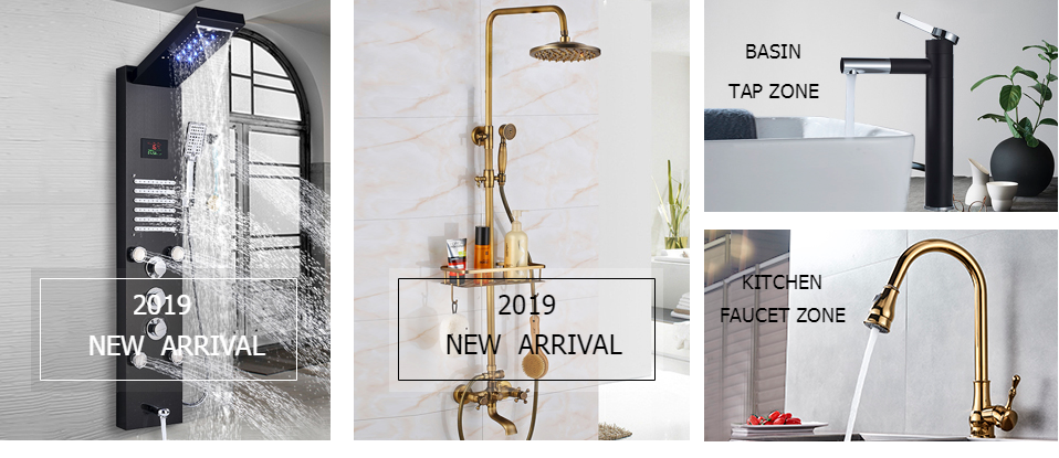 "HTB1HUnkL4TpK1RjSZR0762EwXXau Gold Polish Bathroom Rain Shower Faucet Bath Shower Mixer Tap 8"" Rainfall Head Shower Set System Bathtub Faucet Wall Mounted"