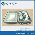 32-Cores de distribución De Fibra Óptica Caja de Distribución para La Pared o Montaje En Poste PLC cajón