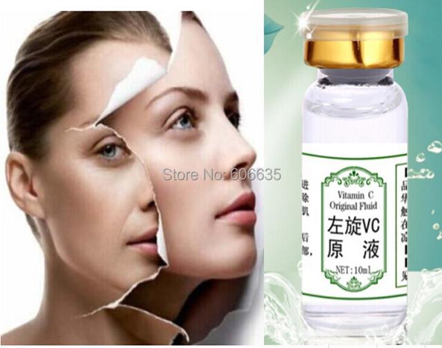 Envío libre VC anti arrugas reafirmante Crema Facial Hidratante Anti-Envejecimiento de Cuidado Del Acné pecas eliminar cuidado de la piel esencia