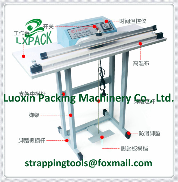 LX-PACK Hand Portable Heat Sealers Impulse Heat Sealers for continuous sealing plastic films polyethylene and polypropylene reccagni angelo подвесная люстра reccagni angelo l 7032 6 2