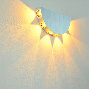 Image 3 - YooE Indoor LED Wall Lamps Modern Decorate Wall Sconce Livingroom Bedroom aisle BedsideLED Wall Light