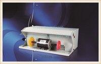 Ювелиров инструмент 220 В оборудование для изготовления ювелирных изделий Bench Токарные станки Шлифовальные машины с пылесборником два шпинд