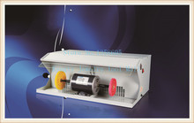 jewellers tool 220V Jewelry Making Equipment Bench Lathe Polishing Machine with Dust Collector Two Spindles goldsmith