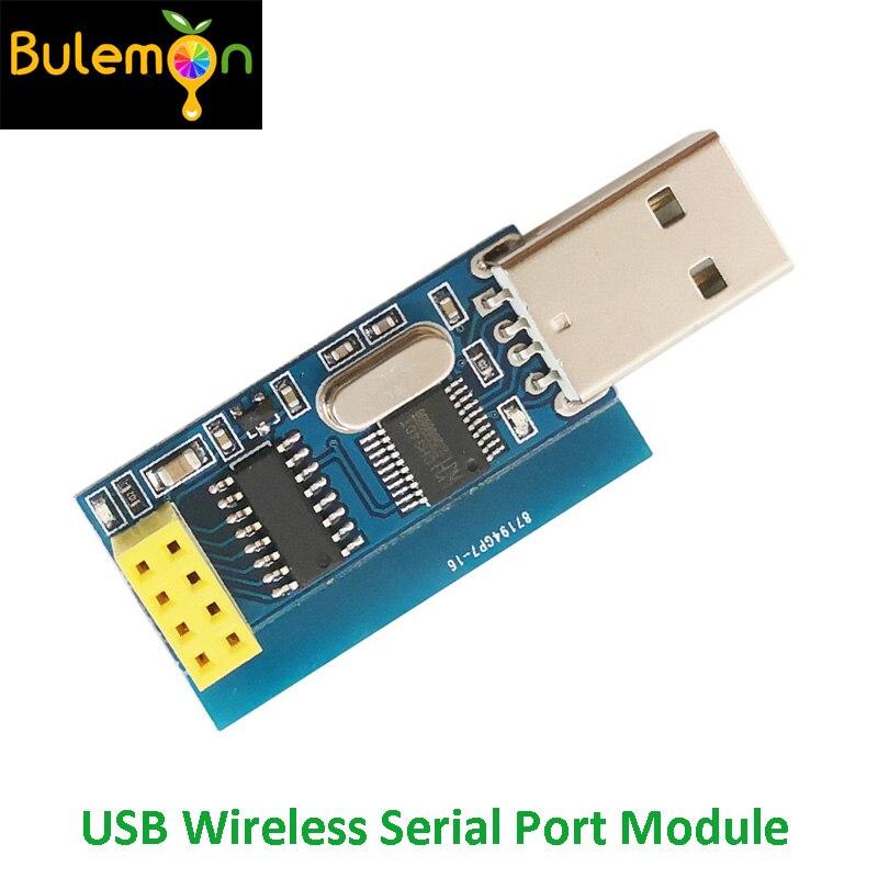 Usb беспроводной модуль последовательного порта для NRF24L01