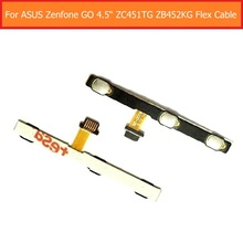 100% Genuine Volume control button flex cable For ASUS Zenfo