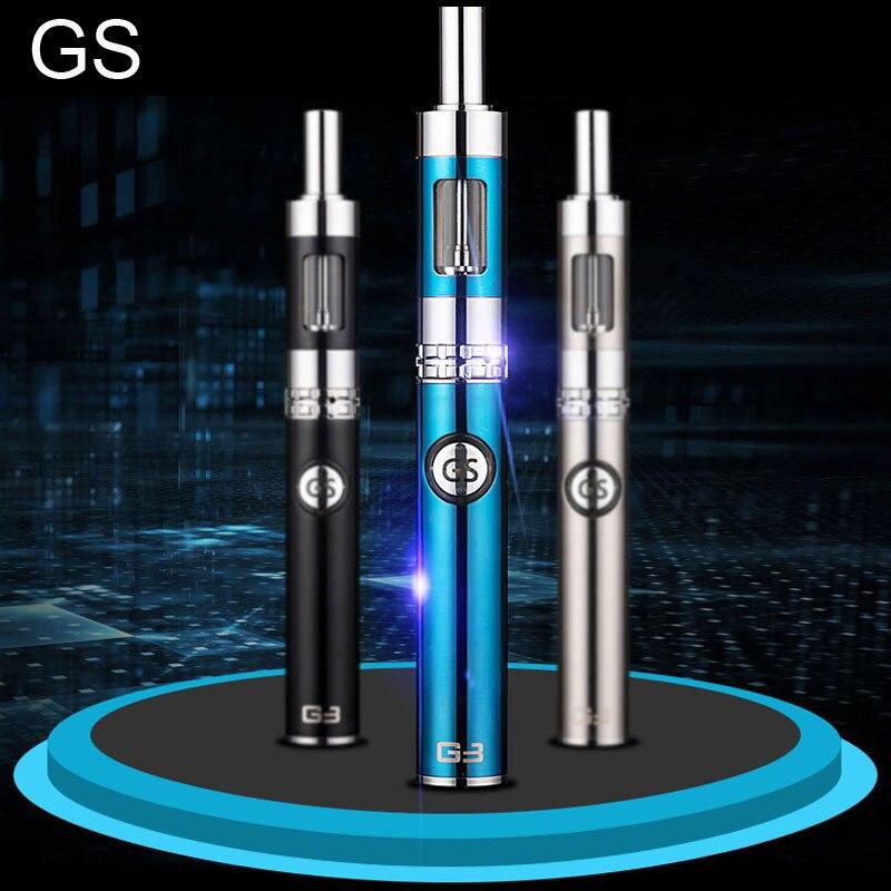Box Mod Vape Pen Electronic Cigarette Kit GreenSound G3 Kit Vaporizer EGO E Cigarette Shisha Pen