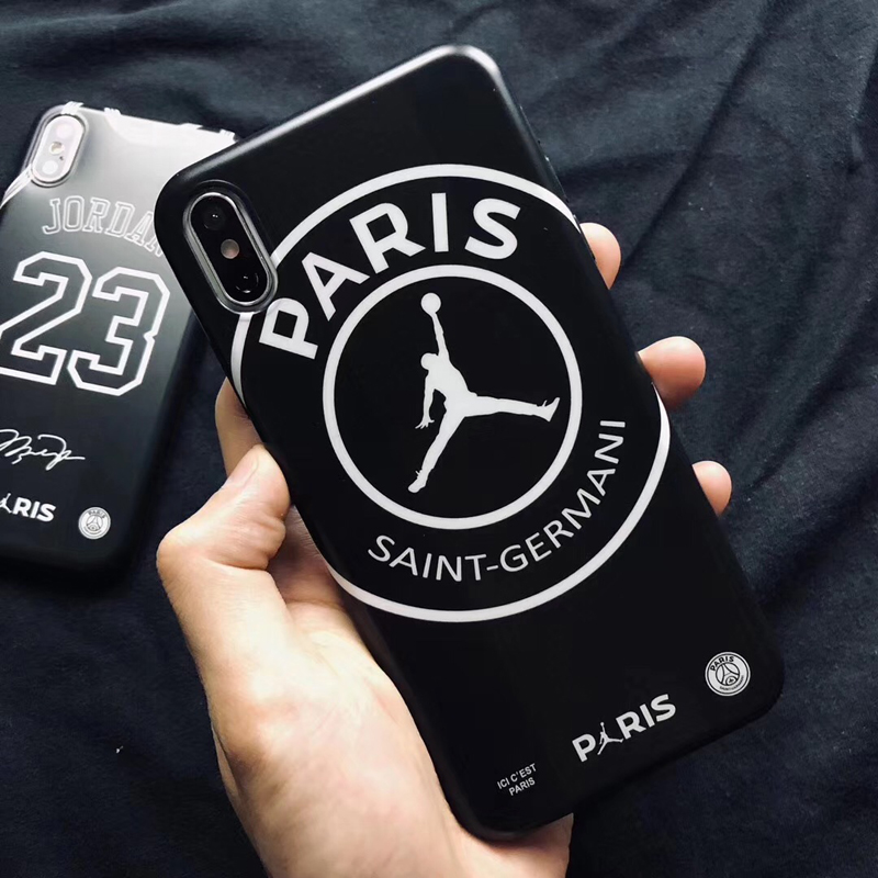 New Super fly man Michael  Jordan  soft silicon cover case for iphone 6 6S 7 plus 8 8plus X XS MAX XR jump man phone cases coque