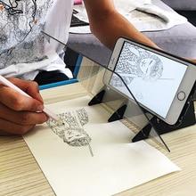 Эскиз мастер Трассировка доска для рисования оптический проектор Рисование отражение Трассировка линия Таблица