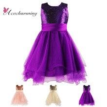 2016 лето Труба/Русалка платье партии дети платья для девочек одежда одеяние fille enfant бесплатная доставка