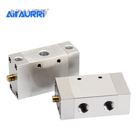 Pneumatic switch ZDV 08 air valve cylinder switch automatic shuttle valve speed control valve two five way reversing valve