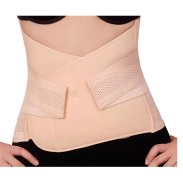 Breathable Maternity Postnatal Belt After Pregnancy bandage Belly Band waist corset Pregnant Women Slim Shapers underwear