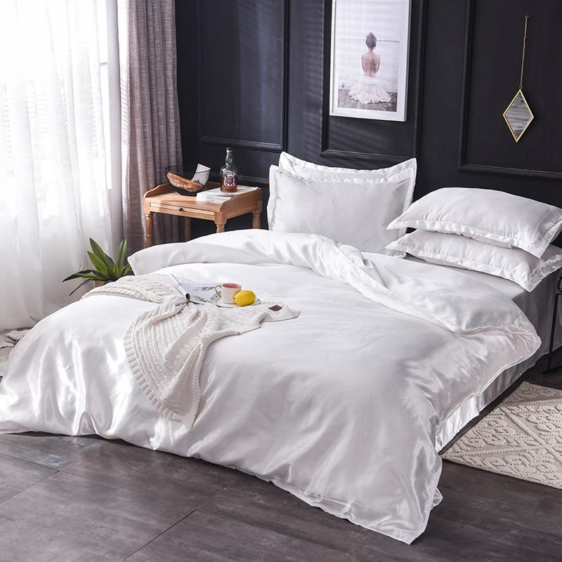 6 white bedding