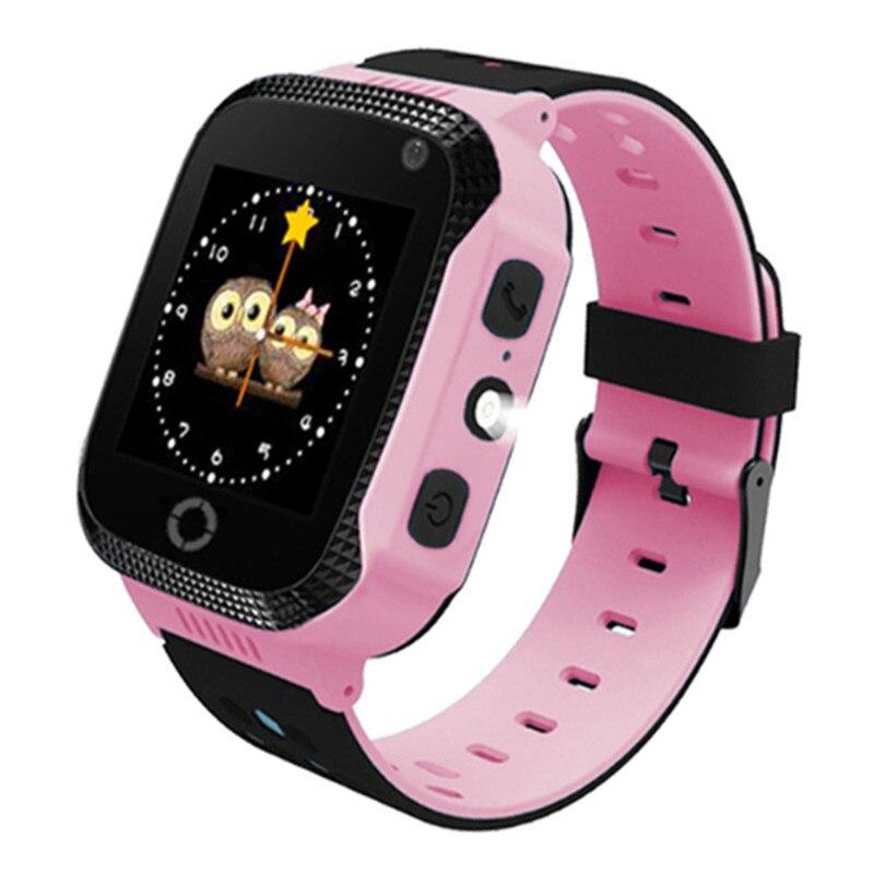 Enfants Montre Intelligente À Distance Caméra GPS Q528 Call Lieu Pour Kid Y21 Montre Intelligente Bébé Smartwatch SOS Pour Enfant vs q750 Q100