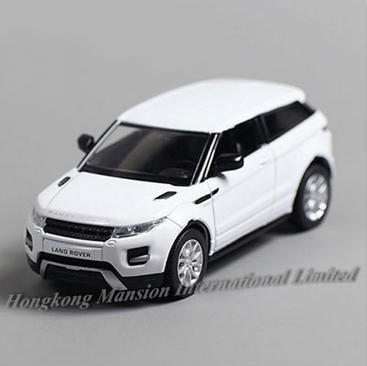 1 36 Scale Diecast Metal Alloy Car Model For Range Rover Evoque