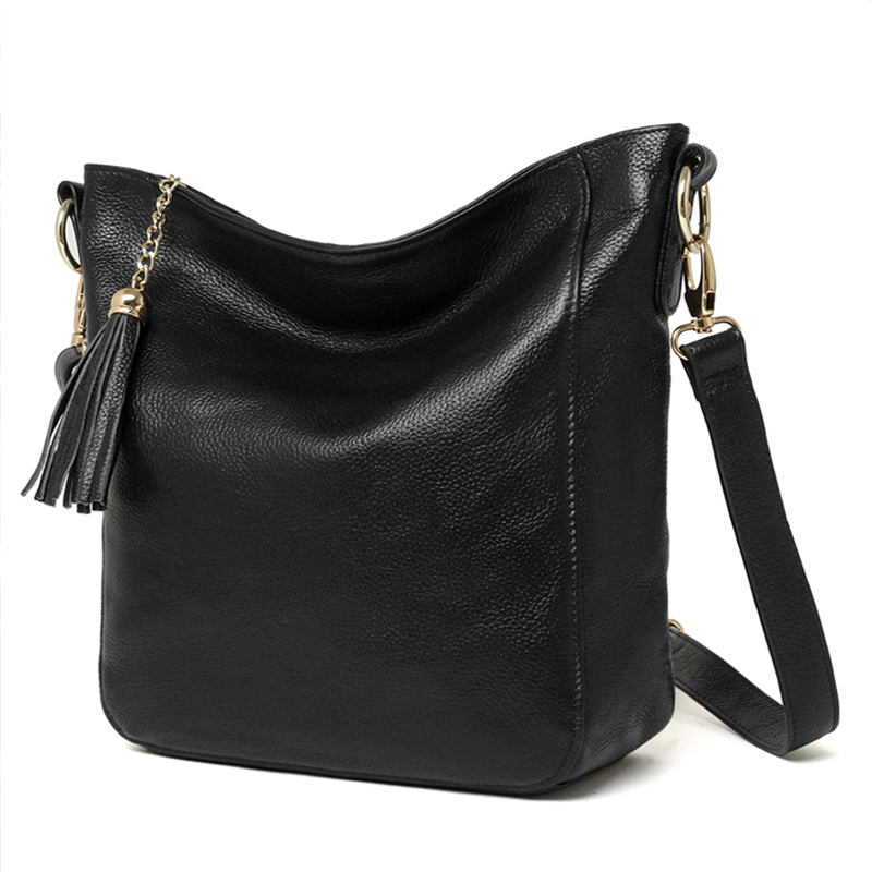 chunchao 100 genuine leather bag designer handbags high quality Dollar prices shoulder bag women messenger bags