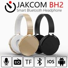 JAKCOM BH2 Inteligente fone de Ouvido Bluetooth Venda Quente em Fones De Ouvido Fones De Ouvido como Todos Os Telefones Com Microfone Jogo de Rádio de Música Do Cartão Do TF