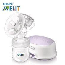 AVENT Comfort Single Elektrische Milchpumpen BPA frei Leistungsstarke Große Saugmilchpumpe Stillen Baby Fütterung