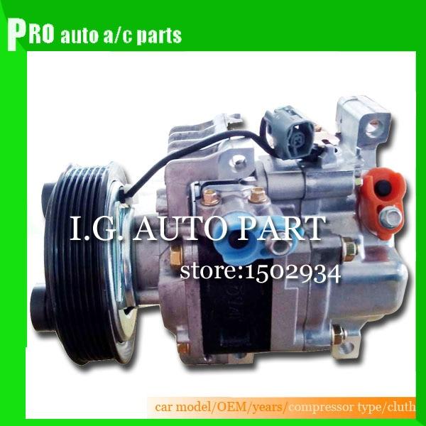 Mazda 6 3 0l Engine Automatic 2005 2008: AUTO AC COMPRESSOR FOR CAR MAZDA 6 1.8L 2.0L 2.3L 2003 2004 2005 2006 2007 2008 GJ6A 61 K00C