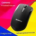 Бесплатная доставка Lenovo мышь кабель молчание USB ноутбука немой мышь usb мышь