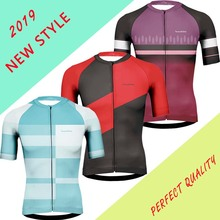 Ropa de hombre 2019 Runchita summer short sleeve cycling clothing jerseys men bike ciclismo mtb maillot