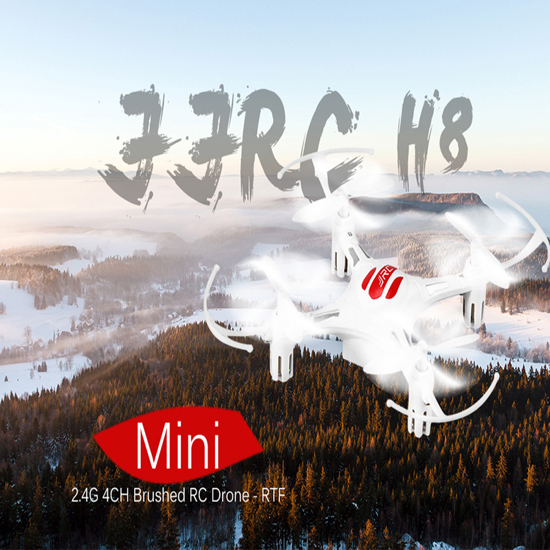 JJRC H8 mini drone Headless Mode drones 6 Axis Gyro quadrocopter 2.4GHz 4CH dron One Key Return RC Helicopter VS JJRC H20 H36