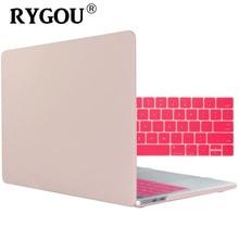 Laptop Case Voor Apple Macbook Air Pro Retina 11 12 13 15 16 Case Voor Nieuwe Mac Book Air 13.3 pro 13.3 15.4 Inch + Toetsenbord Cover