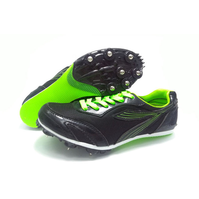 Running shoes 2017 new track and field sprint spikes athletic ultra running shoes 2017 new track and field sprint spikes athletic ultra light sport sneakers nail 100m aloadofball Image collections