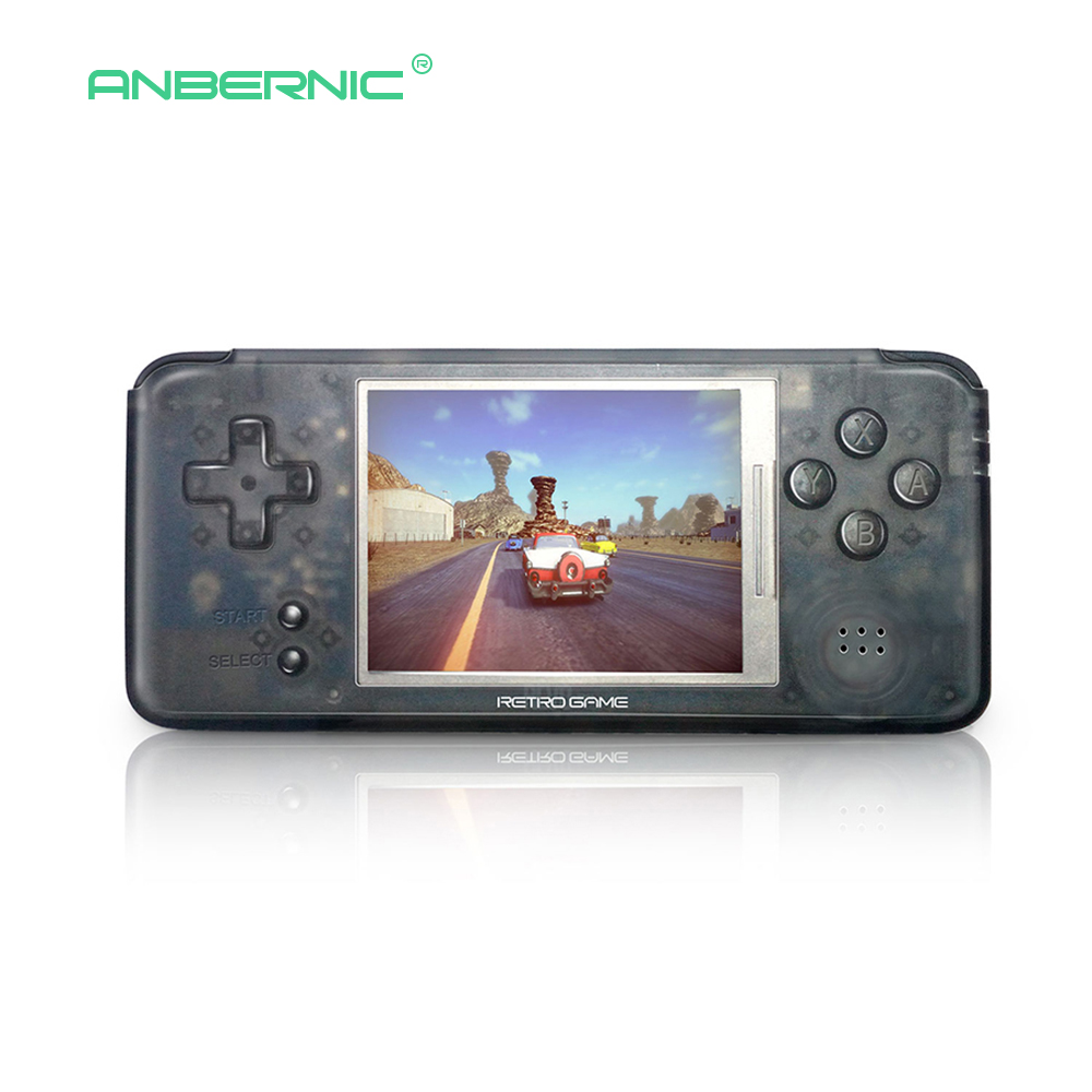 2018 Portable Video Handheld Game Console Retro 64 Bit 3 Inch 800 Video Game Retro Handheld Console to TV RS-97 RETRO-GANE 07 portable 3 inch 16 bit handheld game console black and blue