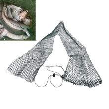 JETTING New 1pc foldable fishing nets fish pot trap filet de peche rete pesca fish drying nylon-fishing-net creels