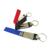 Envío de la alta calidad del oem precio de fábrica imán de disco flash usb de cuero 64 gb llavero usb