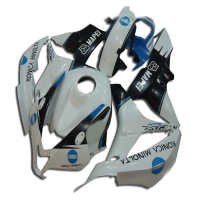 L36 For CBR600RR F5 2007 2008 Parts CBR600 RR 07 08 CBR Fairings white blue black Motorcycle Fairing Set