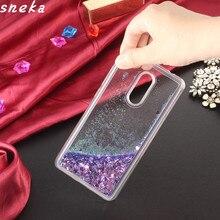For redmi Note 3 Pro note 4 4X redmi 4A 4X 5A 6 6A Case Dynamic Liquid Glitter Sand Quicksand Cases For Xiaomi Mi 5X phone Cover