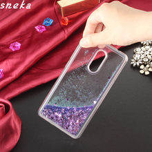 For redmi Note 3 Pro note 4 4X redmi 4A 4X 5A 6 6A Case Dynamic Liquid Glitter Sand Quicksand Cases For Xiaomi Mi 5X phone Cover(China)