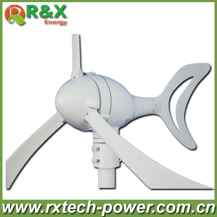 Wind generator 300w dolphin wind turbine generator 12V/24V optional wind power generation used for house&marine. High quality.