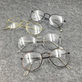 DRESSUUP 2016 Niños Marco de Metal Gafas de Lectura Óptica Gafas De Alta Calidad Niños Niñas Materia Blanda Gafas Gafas de grau