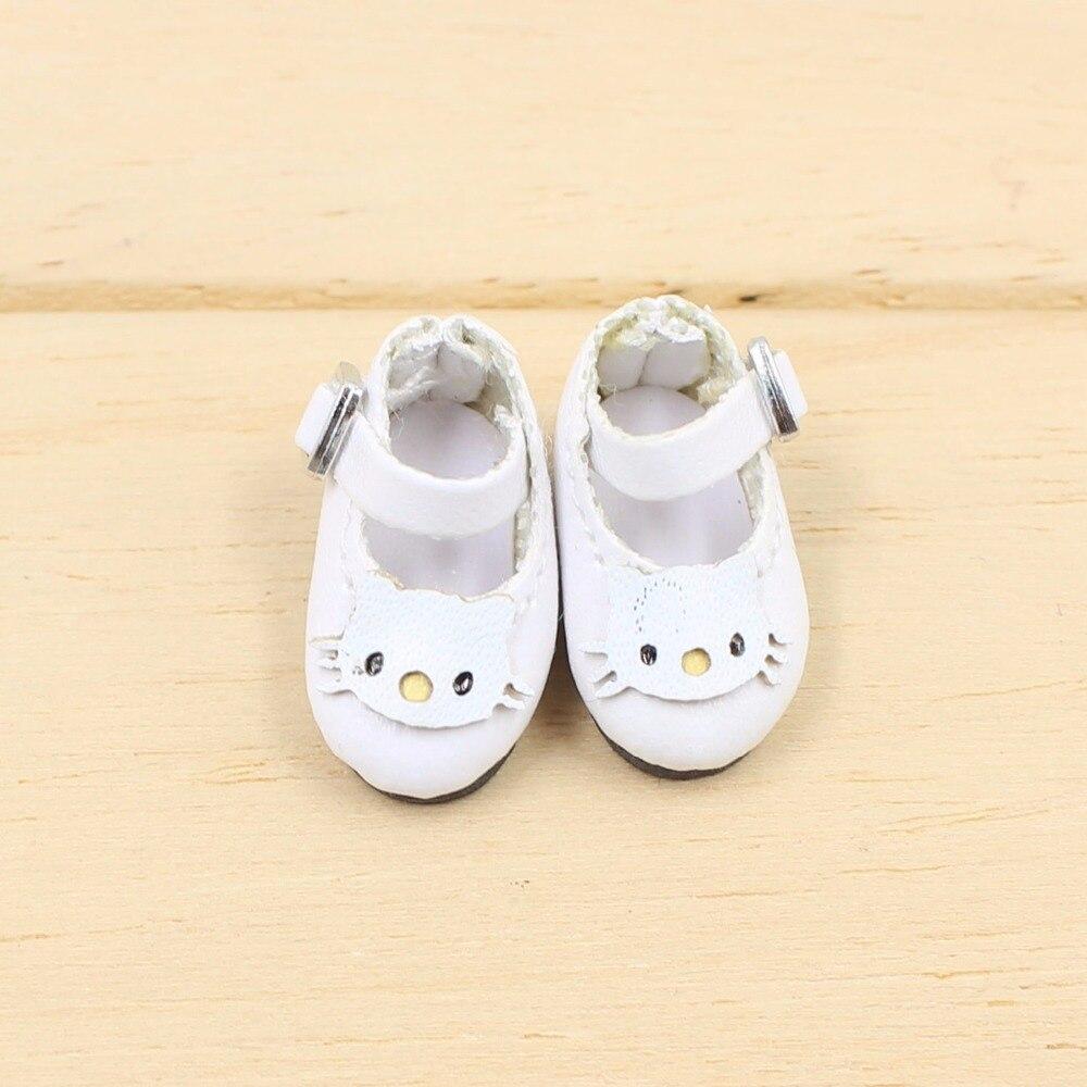 Middie Blythe Dolls Shoes 2cm 3