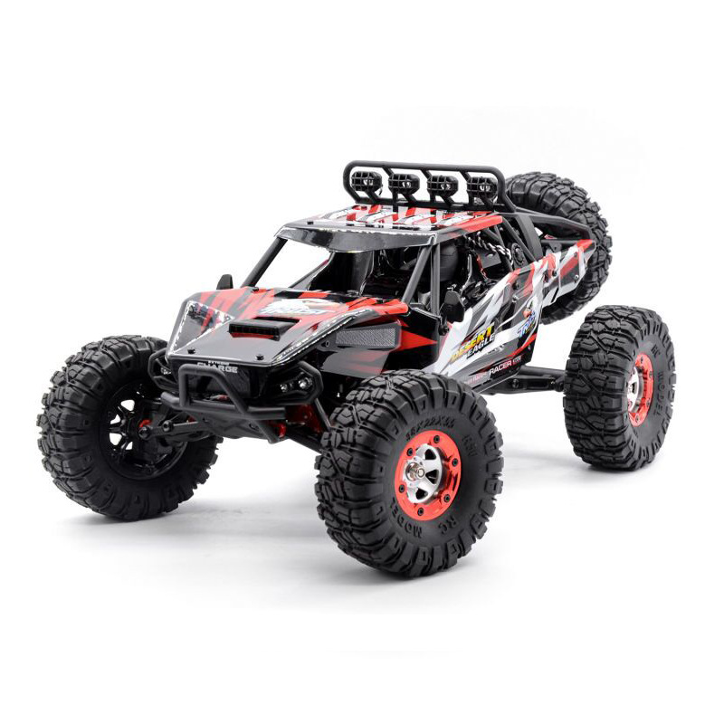 FEIYUE FY-07 FY07 RC Car 1/12 4WD 2.4G 45KM/h High Speed RC Car Remote Control Truck Toys Brushless Desert Crawler Car Vehicle high quality feiyue fy 03 eagle rc remote control car kit for diy handmade upgrade parts without electronic parts