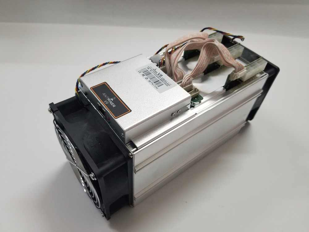 Upgrate Antminer S3 S5 S7 バージョン新 BITMAIN Asic AntMiner V9 4TH/(No PSU) bitcoin Btc 鉱夫 Antminer よりも経済 T9 + S9