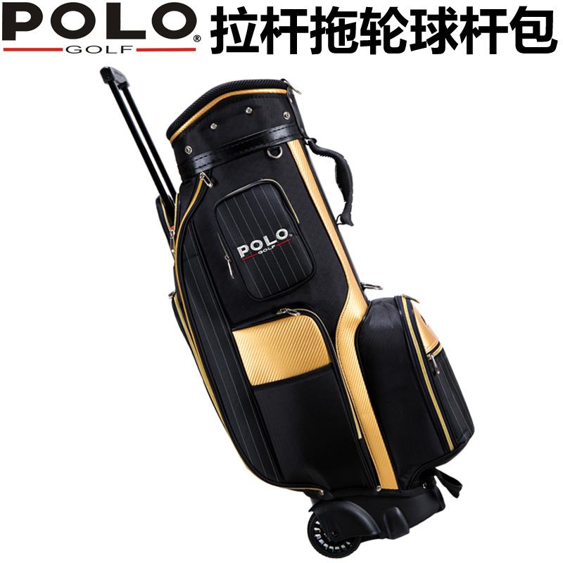 International Travel With Golf Clubs