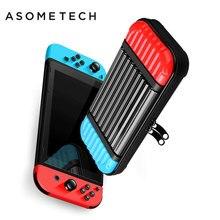 PC Hard Shell Für Nintend Schalter Schutz Lagerung Tasche Fall Abdeckung Wasserdichte Tragbare Trage Für Nintendo Schalter Konsole NS