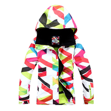 High quality women's winter ski set snowboard suit women Free shipping Outdoor waterproof windrpoof set skiing jacket